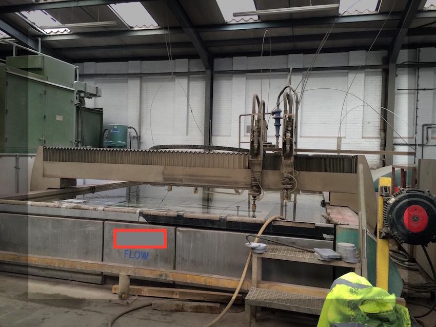 Machine for sale - Flow, WMC 4040 - Laser Resale Limited